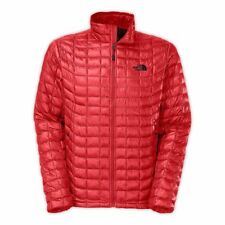 2016 NWOT MENS THE NORTH FACE THERMOBALL JACKET M $200 120 Rage Red