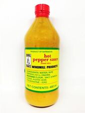 Windmill Products Hot Pepper Sauce 480ml