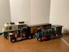 Harley Davidson Mack Truck Toy Hauler And Other Retro Toys