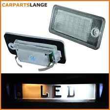 LED SMD SET Audi Kennzeichenbeleuchtung Kennzeichen Leuchte TÜV-FREI kaltweiß