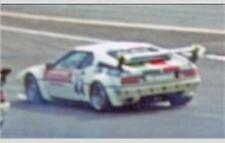 #44 Jim Beam BMW M1 1979 1/43rd Scale Decals