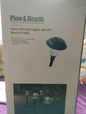 New listing Plow And Hearth Solar Path Lights
