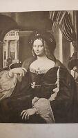 femme Rodocanachi La Femme italienne à l'époque de la Renaissance 1907
