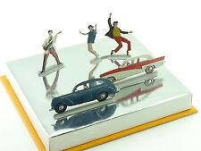 Ford Werbepräsent Diorama 50s Ford Taunus De Luxe 17 M P2 selten! OVP 1603-10-7