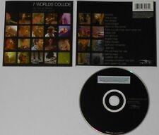 Neil Finn and Friends - 7 Worlds Collide   U.S. promo label cd