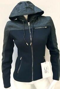 NEW $225 Womens Spyder Ardour GT Mid Weight Core Black Sweater Jacket XS Small