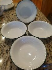 """SET OF 4 Corelle CALLAWAY or CALLAWAY HOLIDAY 7-1/4"""" Soup or Cereal Bowls;l"""