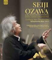 Seiji Ozawa - Seiji Ozawa At The Matsumoto F Nuevo Blu-Ray