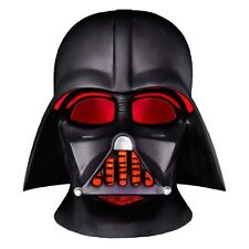 Official Star Wars Darth Vader Helmet 3D Mood Night Light 16cm Small - Boxed New