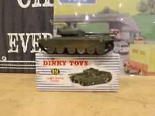 DINKY TOYS No 651 CENTURION TANK N/MINT BOXED NO 3