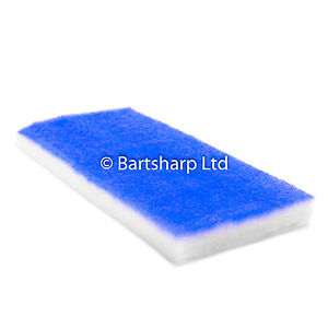 Replacement Airbrush Spray Booth Filter 2 Layers 35mm Deep [Optimum Performance]