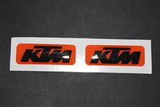 KTM etiquetas engomadas de la etiqueta engomada etiqueta Autocollant SX EXC LC4 RC8 aventura SMR > logo<5></5>