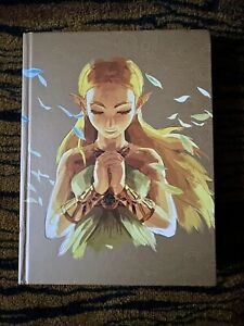 Legend of Zelda Breath of the Wild - Complete Official Guide Expanded Edition