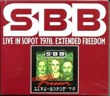 SBB Live in Sopot 1978.Extended Freedom  2CD (Sealed/Folia)
