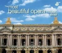 MOST BEAUTIFUL OPERA MUSIC EVER Jose Carreras, Placido Domingo & more 3CD NEW