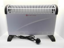 MANROSE HCONHT 2KW CONVECTOR HEATER WITH 24 HOUR TIMER WALL MOUNT 240V