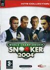 JEU PC WORLD CHAMPIONSHIP SNOOKER 2004 BILLARD NEUF SOUS BLISTER