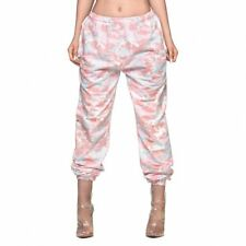 Original Kylie Jenner Camo Sweatpants - Candy Woodland Pink new pants  Size M