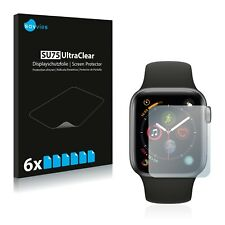 6x Screen Protector for Apple Watch Series 4 (40 MM) Clear Screen Protector