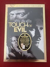 Touch of Evil 50th Anniversary Edition (Dvd, 2008, 3-Disc Set)