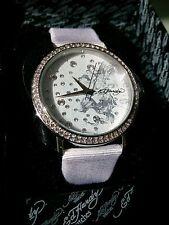 Nuevo Y En Caja Impresionante firma Ed Hardy Diseñador Reloj de diseñador de la obra de arte
