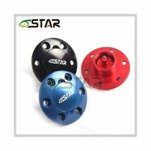 6STAR ALUMINUM FUEL DOT CAP FOR RC PLANES, CARS OR BOATS