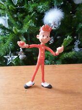 ☺ Figurine Spirou En Latex Quick Hauteur 13 Cm