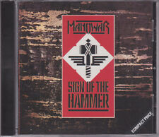 MANOWAR 1984 CD - Sign Of The Hammer (Remastered 2000) Ross The Boss/Majesty/Dio