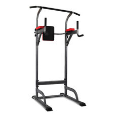 Everfit Power Tower 4-in-1 Multi-function Station Fitness Gym Equipment