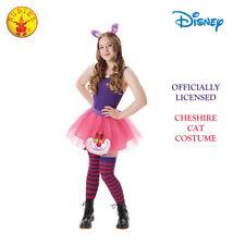 Alice in Wonderland Cheshire Cat Costume Adult Book Week Women Ladies Teen Girls