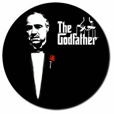 Parche imprimido, Iron on patch /Textil Sticker/- El padrino, The Godfather, A