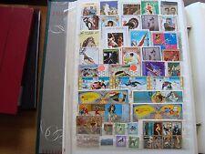 MOYEN ORIENT - 46 timbres obliteres (tout etat) stamp