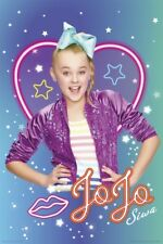 JoJo Siwa - Neon Heart POSTER 61x91cm NEW big bow dance moms star dancer teen