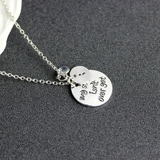 My Story Isn't Over Yet Chain Necklace, Suicide Awareness, Semicolon Necklace