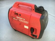 HONDA EU2000i Generator Inverter 2000 Watt Super Quiet Lightweight NO RESERVE