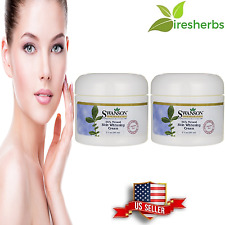 SKIN WHITENING LIGHTENING BRIGHTENING BLEACHING SPOT FACE BODY CREAM 4 OZ 2 JARS