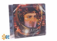 """Solaris 2002 Official CD Movie Soundtrack by Cliff Martinez """"NEW"""""""