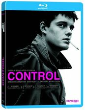 CONTROL Sam Riley JOY DIVISION / IAN CURTIS BLU-RAY nuovo