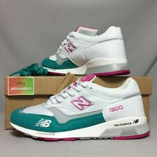 New Balance 1500 M1500WTP UK9 Made In England EUR43 US9.5 Miami NB white USA