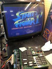 STREET FIGHTER II CHAMPION EDITION 1992 Capcom 100% *CLEAN*A++*JAMMA Arcade PCB