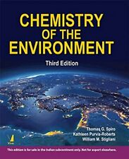 FAST SHIP: Chemistry Of The Environment 3E by Thomas G. Sp