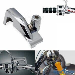 Chrome Master Clutch Perch Cover For Honda 10-16 Shadow 750 ACE AERO Spirit Fury
