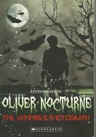 Oliver Nocturne: The Vampire's Photograph by Kevin Emerson