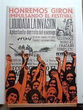 Partito Comunista Cubano-Manifesto originale del 1978 (rif. 03 )