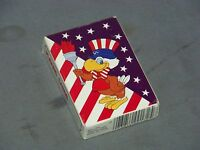 Olympic Playing Cards 1984 Olympics Vintage Small Size Olympic Playing Cards