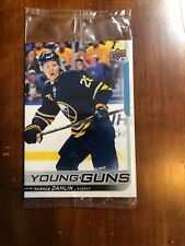 18-19 UD Series 1 Young Guns JUMBO Not Regular #201 Rasmus Dahlin