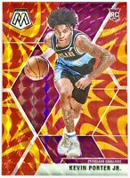 2019-20 Panini Prizm Mosaic Kevin Porter Jr. Rookie Card RC Orange Reactive🚀🔥