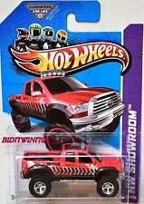 HOT WHEELS 2013 HW SHOWROOM '10 TOYOTA TUNDRA CUSTOM MADE W+