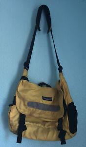 Patagonia Messenger Yellow laptop school hiking great bag free shipping cool