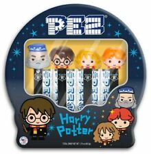 2020 HARRY POTTER LIMITED EDITION TIN PEZ SET OF 4! - W/ EXCLUSIVE DUMBLEDORE!